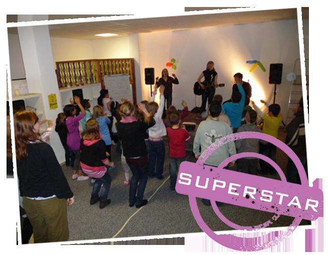 Go20 Hildesheim - Kidsclub beim Singen